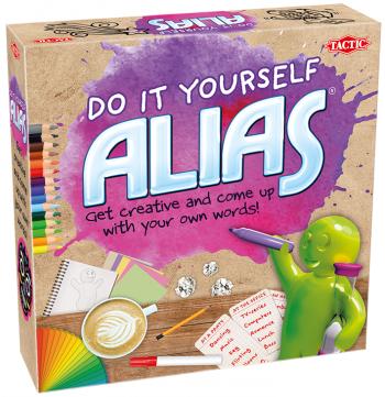 D.I.Y. Alias box