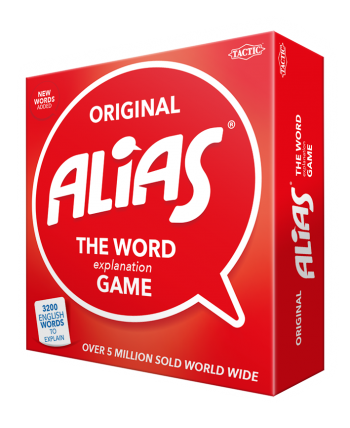 Original Alias box, renewed design 2020