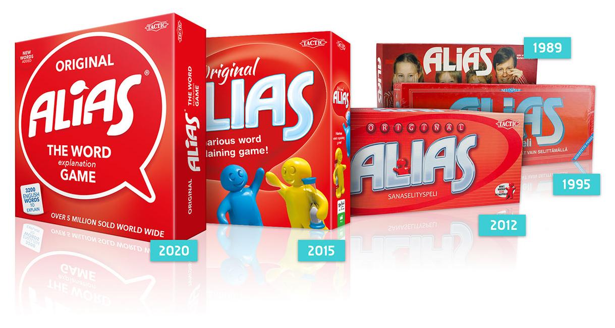 Alias timeline